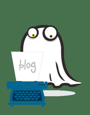 We love blogging!